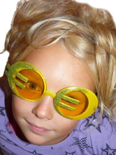 lunette euro tendance lunettes scintillantes pour un peu de fun en soirée carnaval carnaval et lunette d'Halloween AC07