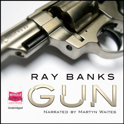 Gun audiobook cover art