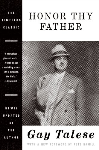 Honor Thy Father (English Edition)