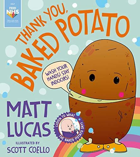 Thank You, Baked Potato (English Edition)