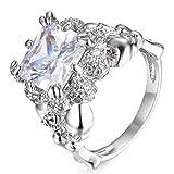 LILILEO Women's Wedding & Engagement Jewelry