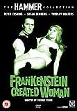Frankenstein Created Woman [Reino Unido] [DVD]