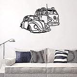 VW Camper VanMural Poster VW Käfer Auto Kinder Abnehmbare