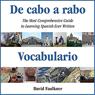 De cabo a rabo - Vocabulario [From Beginning to End - Vocabulary] audiobook cover art