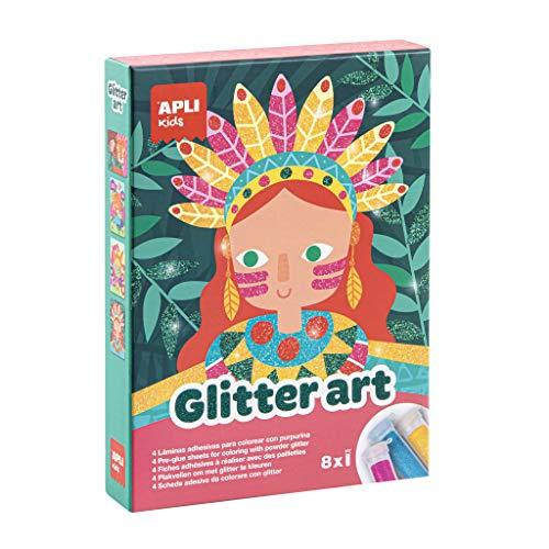 APLI Kids 17561 - Glitter art