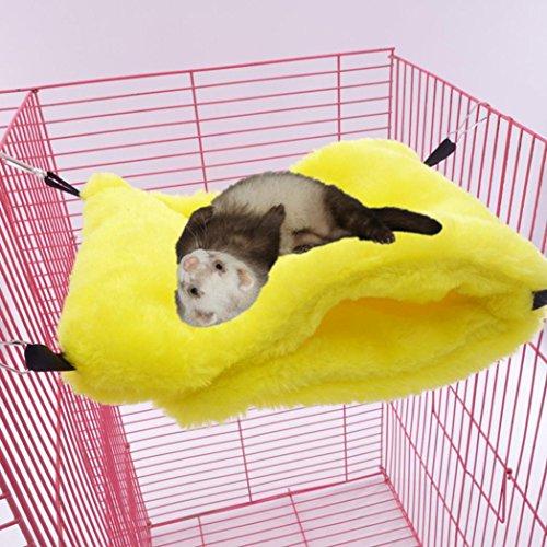 Livecity Hamac Mini maison pour animaux domestiques,...