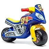 MOLTO | Moto Correpasillos Cross Race | Moto Corre Pasillos Todo Terreno | Juguetes Infantiles Seguros y Resistentes | Fomenta el Sano Desarrollo de Niños y Niñas | De 18 a 36 Meses