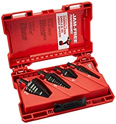 Best Step Drill Bit Set