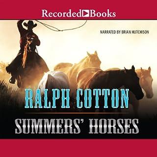 Summer's Horses cover art