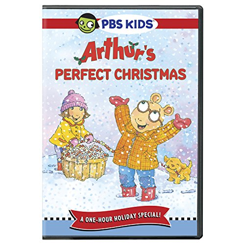 Arthur's Perfect Christmas DVD
