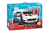 TEKNO TOYS Circuit de Voiture 1:43 Mercedes-Benz AMG Maserati GT4 avec Looping