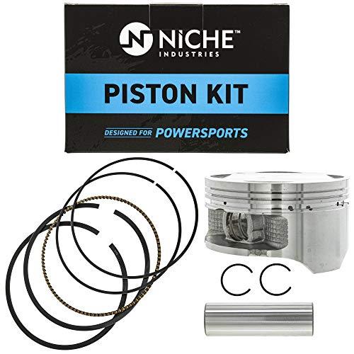NICHE Big Bore Piston Kit For Honda Sportrax 400 TRX400 XR400R 1996-2014 13101-KCY-670 13102-KCY-670