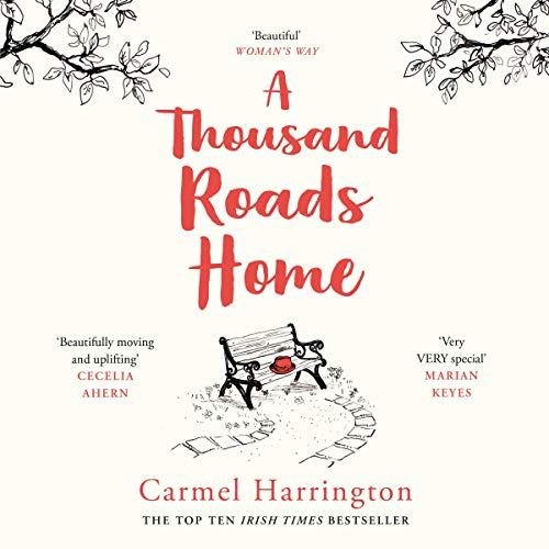 A Thousand Roads Home audiobook cover art
