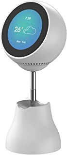 360 Degree Rotation and Adjustable Stand for Echo Spot (White)
