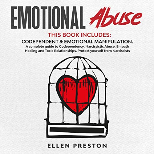 Emotional Abuse: This Book Includes: Codependent & Emotional Manipulation cover art