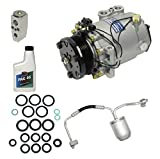Saturn Vue A/C Condensers & Components - Universal Air Conditioner KT 2039 A/C Compressor and Component Kit