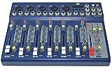 ACOUSTIC CONTROL LIVE 7 USB MESA DE MEZCLAS
