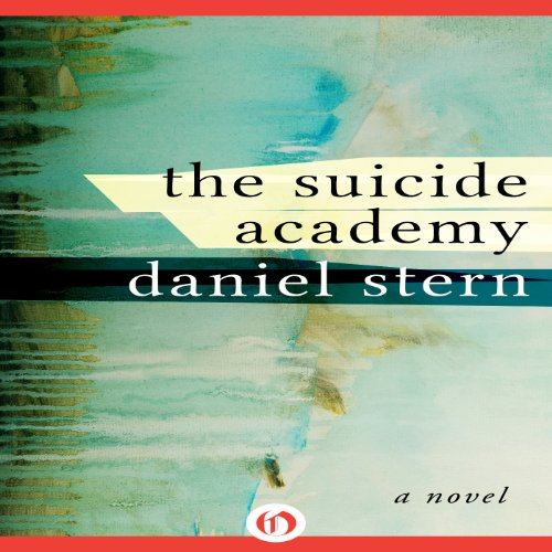 The Suicide Academy audiobook cover art
