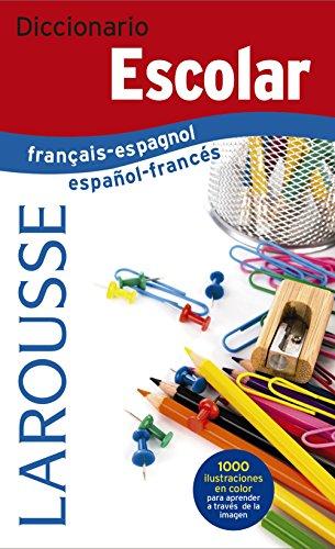 Diccionario Escolar français-espagnol   español-francés