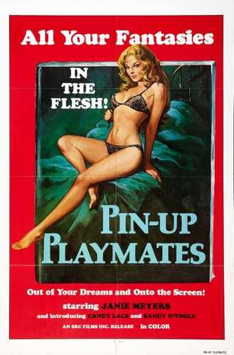 Pin Up Playmates Poster 01 Photo A4 10x8 Poster Print