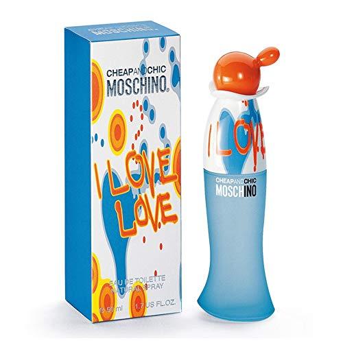 Perfume Cheap and Chic - I Love Love - Moschino - Eau de Toilette Moschino Feminino Eau de Toilette