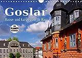 Goslar - Hanse- und Kaiserstadt im Harz (Wandkalender 2020 DIN A4 quer)