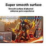 Digimon Playmat , Juego de mesa MTG, Tableros tapetes para juegos, Digimon tapete de juego de, Mesa tamaño 60 x 35 cm alfombrilla de juego para Yugioh Digimon Magic The Gathering - 692915ES