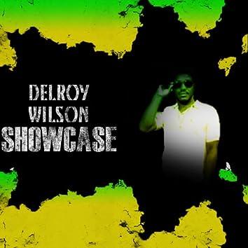 Delroy Wilson Showcase Platinum Edition