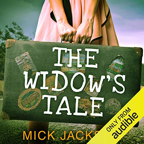 The Widow's Tale audiobook cover art