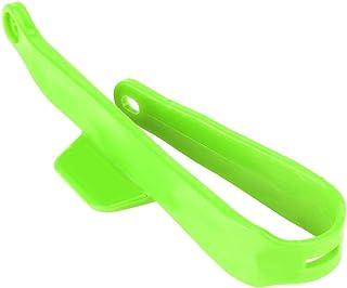 Madezz Schwingenschutz, Motorradkettenschieber Schwingenschutzabdeckung Kettenschutz für BSE Bosuer(Grün)