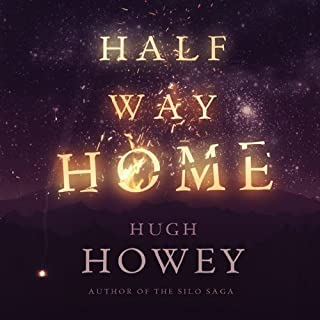 Half Way Home audiobook cover art