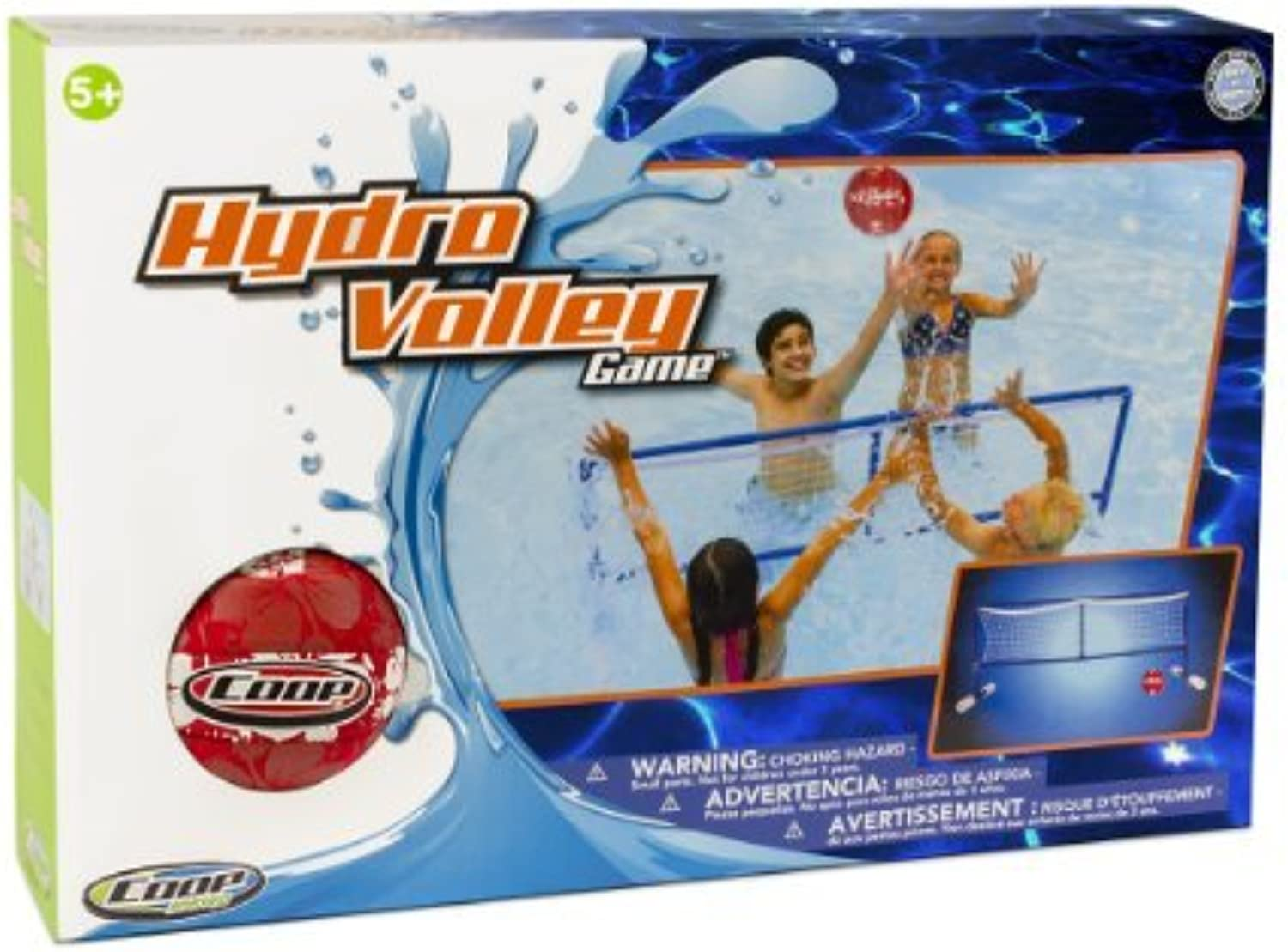 Coop Hydro Volley Pool Set by COOP Toys