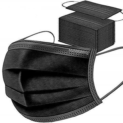 MaNMaNing Protección 100 Unidades con Elástico para Los Oídos 20200702-MANING-X101