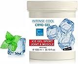 Intense Cool Gel Frío Intenso Deporte Dolor Muscular Piernas Cansadas Articulaciones Circulación 1000 ml
