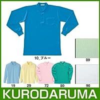 KURODARUMA(クロダルマ) 長袖ポロシャツ ホワイト M