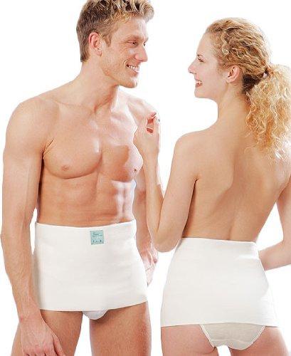 Medima Classic T.A.B. Thermo Active Body,15 % Angora, weiß - Größe S