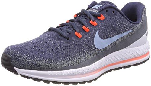 Nike Air Zoom Vomero 13, Scarpe Running Uomo, Multicolore (Thunder Blue/Cirrus 400), 42.5 EU
