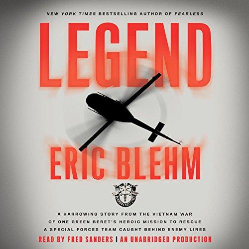 Legend cover art