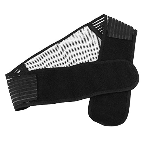 SUPVOX Terapia magnética auto calefacción apoyo apoyo ajustable alivio del dolor espalda...