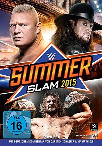 WWE - Summerslam 2015