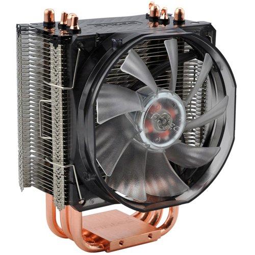 Antec C40 Procesador Enfriador - Ventilador de PC (Procesador, Enfriador, Socket AM2,Socket AM3,Socket FM1,Socket FM2+, Intel® CoreTM i3, Intel Core i5, Intel Core i7, 9,2 cm, 800 RPM)