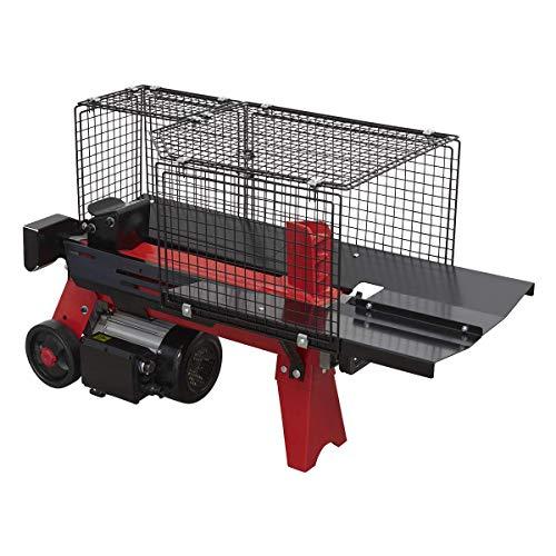 SEALEY ls370h Horizontal Holzspalter 4tonne 370mm Kapazität