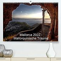 Mallorca 2022 - Mallorquinische Traeume (Premium, hochwertiger DIN A2 Wandkalender 2022, Kunstdruck in Hochglanz): Wundervolle und traumhafte Bilder von Mallorca in tollen Farben. (Monatskalender, 14 Seiten )