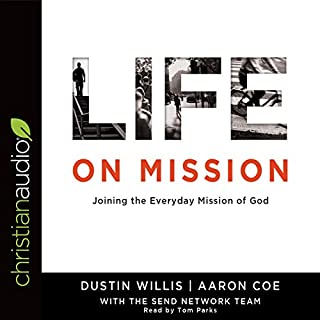 Life on Mission audiobook cover art