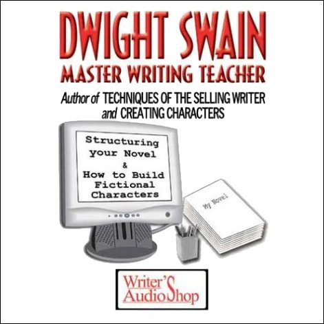 Dwight Swain audiobook cover art