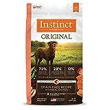 Instinct Original Grain Free Recipe with Real Salmon Natural...