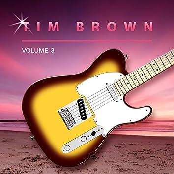 Tim Brown, Vol. 3