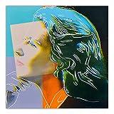 Lefgnmyi Andy Warhol 《Ingrid Bergman selbst》 Pop Art