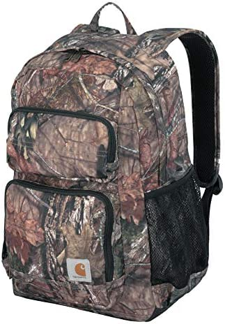 Carhartt Legacy Standard Work Backpack with Padded Laptop Sleeve and Tablet Storage Mossy Oak product image