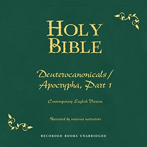 Holy Bible, Volume 18 audiobook cover art